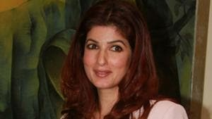 Twinkle Khanna during a press conference regarding Outlook Social Media Awards in Mumbai.(IANS)
