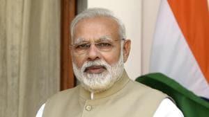 File photo of Prime Minister Narendra Modi.(Sonu Mehta/HT Photo)
