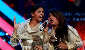 Fans can expect musician duo Nooran sisters to sing their popular renditions Teriyaan Tu Jaane and Patakha Guddi at this popular event in Gurugram.