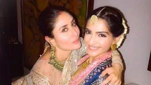 Snam Kapoor and Kareena Kapoor Khan will be seen together for the first time in Veere Di Wedding.(Instagram)