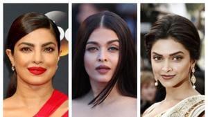 Aishwarya Rai Bachchan, Priyanka Chopra and Deepika Padukone are internationally renowned celebrities.(Shutterstock)
