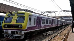 The Mumbai Rail Vikas Corporation, which will execute the project, is in the final stages of drafting the proposal.(HT File)