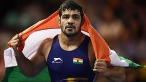 2018 Commonwealth Games:Sushil Kumar, Rahul Aware headline golden day for...