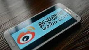 Weibo says the three-month campaign will target 'illegal' gay and violent content.(AFP File Photo)