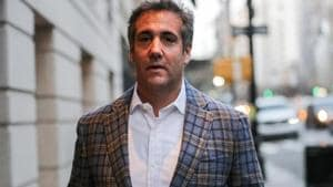 US President Donald Trump's personal lawyer Michael Cohen's home and office were raided this week by FBI agents.(REUTERS)