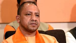 The Yogi Adityanath government in Uttar Pradesh has been under fire after a teenager accused a BJP lawmaker of raping her last year.(Subhankar Chakraborty/HT Photo)