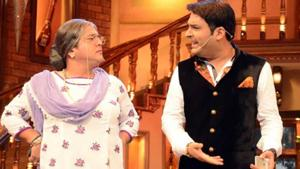 Ali Asgar has claimed that Kapil Sharma looked very emotional when they met.