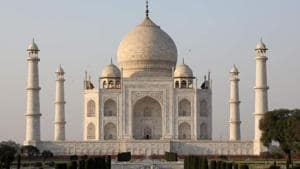 In its earlier hearing on April 11, the apex court had asked the Wakf Board to produce an original title document bearing signatures of Mughal emperor Shah Jahan to prove its claim over Taj Mahal.(AFP/File Photo)