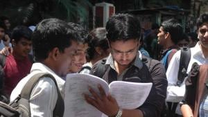 The admit cards for National Aptitude Test in Architecture (NATA) 2018 was released on Wednesday.(HT file)