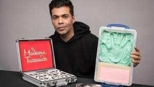 Karan Johar will soon get a wax statue at Madame Tussauds.