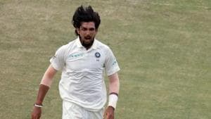 Despite going unsold in IPL 2018, Ishant Sharma is doing well for his county side Sussex.(REUTERS)