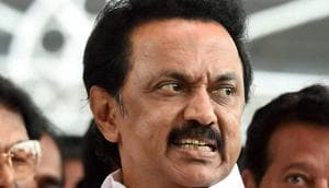 The opposition DMK, led by MK Stalin (pictured), and PMK have demanded CBI probe into the alleged scandal.(PTI)