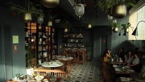 A shot of the decor at NicoCaara(Shivam Saxena/HT Photo)