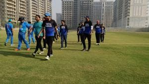 Eighteen teams have registered their participation for the tournament, which will be inaugurated by Yashpal Yadav, commissioner, Municipal Corporation of Gurugram (MCG).(HT PHOTO)