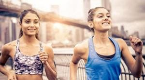 It has been a nearly four-decade old myth that strenuous exercise suppresses the immune system.(Shutterstock)