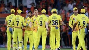 IPL 2018:Chennai Super Kings beat Sunrisers Hyderabad by four runs