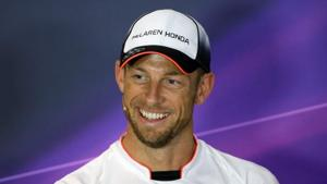Jenson Button will compete against former McLaren team mate Fernando Alonso at Le Mans.(Reuters)