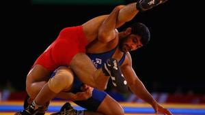 The foreign coaches working with the national squad have a lot to do with the success Indian wrestlers have had at the World Championships, Olympics and other international meets in the past decade, including the two Olympic medals of Sushil Kumar(Getty Images)