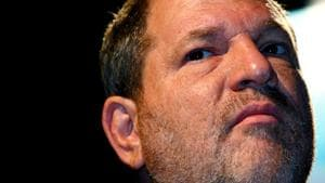 Harvey Weinstein, co-chairman of the Weinstein Company, kicks off the Film Finance Circle conference with an informal discussion at the inaugural Middle East International Film Festival in Abu Dhabi, October 15, 2007.(REUTERS)