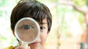 Curiosity helps children learn better.(Shutterstock)