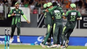 Pakistan will host Australia for three Test matches and a T20 match in UAE in October followed by a series of three Tests, five ODIs and three T20 internationals in November against New Zealand.(AFP)