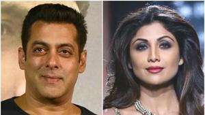 The lawyer has been fined for filing a court case against actors Salman Khan and Shilpa Shetty without any reasonable cause.(HT Photos)