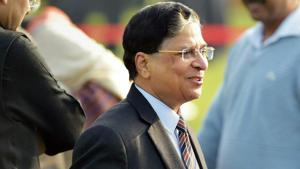 A file photo of Chief Justice of India Dipak Misra.(PTI)