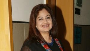 Ayesha Jhulka started her career at a young age in Bollywood with Kurbaan (1991)