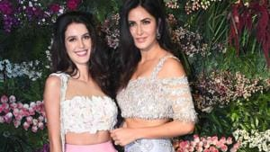 Isabelle is the younger sister of Bollywood actor Katrina Kaif.