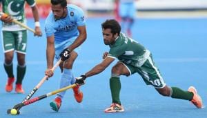 India have an extra opportunity to book a Olympic slot through newly launched two-tier Hockey Series, starting this year.(Getty Images)