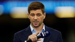 Steve Gerrard was on Thursday named the new manager of Scottish football club Rangers.(Reuters)
