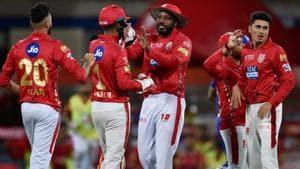 Kings XI Punjab take on Rajasthan Royals in their Indian Premier League (IPL) 2018 encounter on Sunday.(PTI)