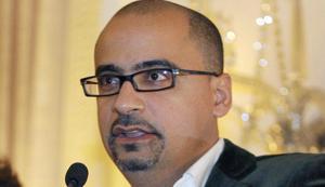 Junot Diaz has been accused of misogynistic behaviour.(AP)