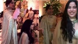 Sonam Kapoor did her best but luck is on Janhvi's side.(Instagram)