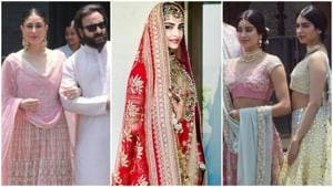 There's a reason so many brides wear red on their wedding day — there is just something so elegant about a bride in red. Actor Sonam Kapoor confirms. (IANS and PTI)