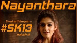 Nayanthara and Sivakarthikeyan worked together in last year's hit film, Velaikkaran.