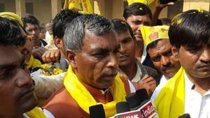 OM Prakash Rajbhar(HT)