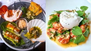 Sumptuous dishes at Highlands Bar & Grill.(Highlands Bar & Grill/Facebook)
