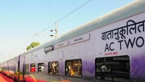 The trains will have 11 coaches.(HT File)