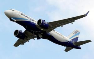 An IndiGo Airlines aircraft came dangerously close to an Air Deccan plane.(Reuters File Photo)
