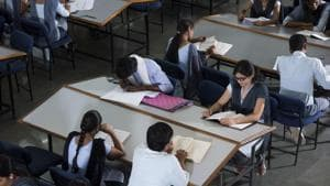 The Bihar school where the incident occurred has been barred from holding competitive exams in future.(Representative image/Shutterstock)