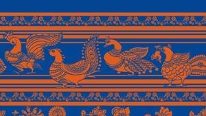 Kalamkari is a traditional block printing style.(Shutterstock)