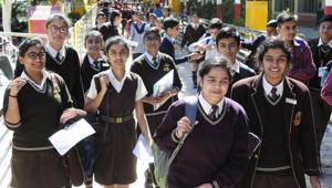 The test conducted in 2017 had thrown up Fine Arts as the preferred choice of participating students.(Keshav Singh/HT File Photo)