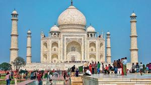 Everyone has an opinion on the Taj Mahal and its history and no one shies away from expressing it.(HT File Photo)