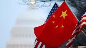 US officials had demanded that China slash its trade surplus with the US by $200 billion by the end of 2020.(Reuters File Photo)