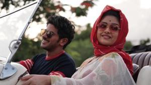 Dulquer Salman plays Gemini Ganesan in Mahanati. The late actor was married to actor Savitri.