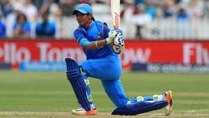 Harmanpreet Kaur will lead one of the sides in the women's T20 Challenge on May 22, ahead of the IPL 2018 Qualifier game.(Getty Images)