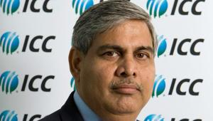 Shashank Manohar was the sole nominee put forward by the International Cricket Council (ICC) board for the president's post.(Getty Images)