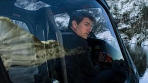Adrenaline junkie Tom Cruise is back as Ethan Hunt in Mission: Impossible- Fallout.