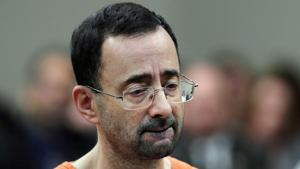 Between 300 women and girls have said that they were assaulted by sports doctor Larry Nassar.(AP)